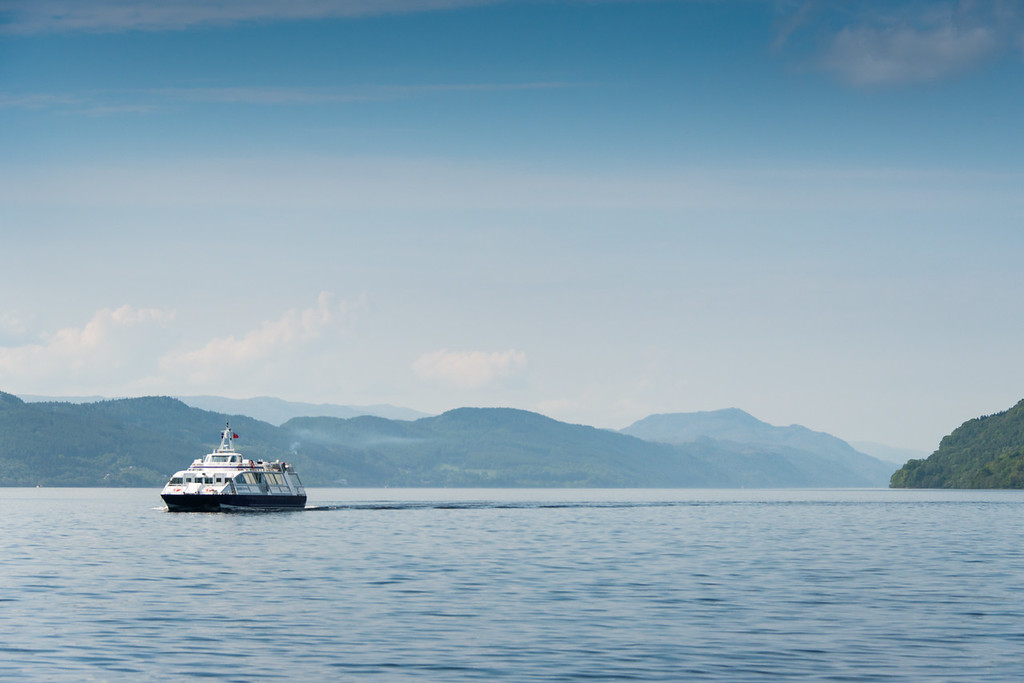 Take a cruise - Loch Ness by Jacobite is located minutes from your door