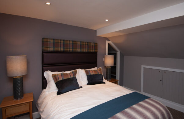 The third bedroom at Parkside