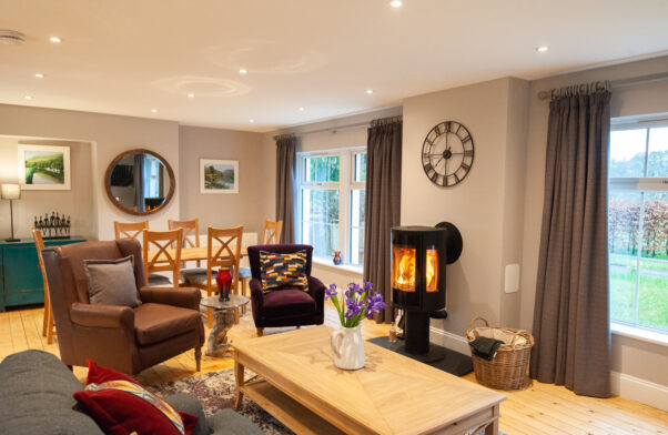 Parkside - self catering accommodation for 6 people near Loch Ness