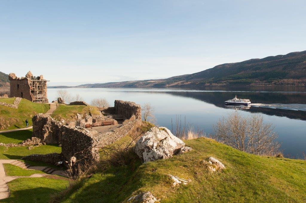 Cruise Loch Ness with Loch Ness by Jacobite